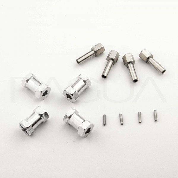 Wheel spacer 20mm for 1:10