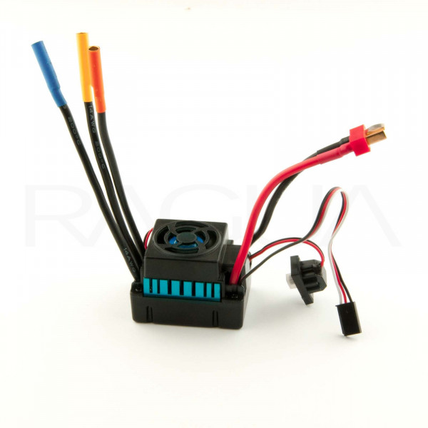 60A 3S Brushless Controller - waterproof
