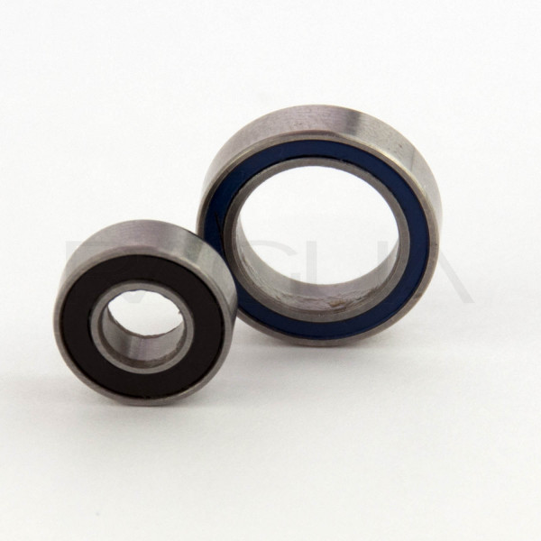 High-quality axle ball bearing set Reely 1:10